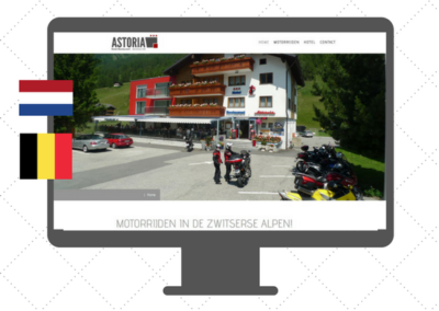 Website in Dutch